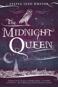 Cover of The Midnight Queen by Sylvia Izzo Hunter