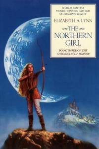 Cover of The Northern Girl by Elizabeth A. Lynn