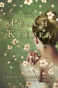 Cover of The Peach Keeper by Sarah Addison Allen