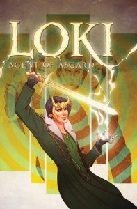 Cover of Loki: Agent of Asgard