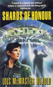 Cover of Shards of Honour by Lois McMaster Bujold
