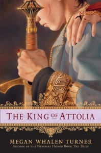 Cover of King of Attolia by Megan Whalen Turner