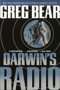 Cover of Darwin's Radio by Greg Bear