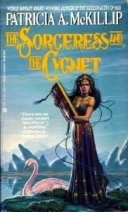 Cover of The Sorceress and the Cygnet by Patricia McKillip