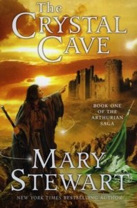 Cover of The Crystal Cave by Mary Stewart