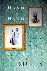 Cover of Hand in Hand, ed. Carol Ann Duffy