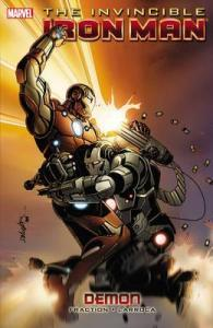 Cover of Invincible Iron Man: Demon  by Matt Fraction