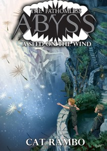 Cover of A Seed on the Wind by Cat Rambo