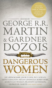 Cover of Dangerous Women ed. G.R.R. Martin