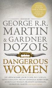 Cover of Dangerous Women ed. G.R.R. Martin