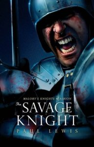 Cover of The Savage Knight by Paul Lewis