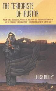 Cover of The Terrorists of Irustan by Louise Marley