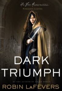 Cover of Dark Triumph by Robin LaFevers