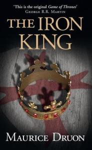 Cover of The Iron King by Maurice Druon
