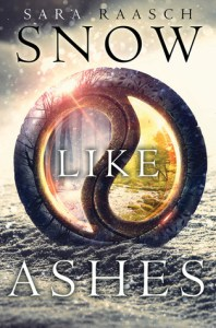 Cover of Snow Like Ashes by Sara Raasch
