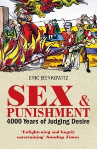 Cover of Sex & Punishment by Eric Berkowitz