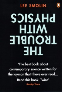 Cover of The Trouble with Physics by Lee Smolin