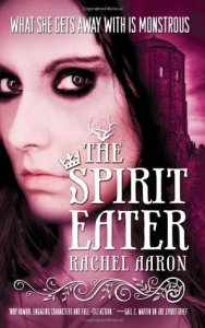 Cover of The Spirit Eater by Rachel Aaron