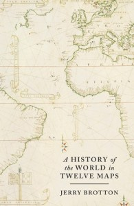 Cover of A History of the World in 12 Maps