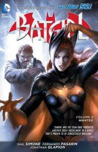 Cover of Batgirl volume 4 by Gail Simone