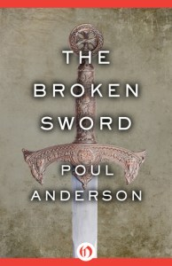 Cover of The Broken Sword by Poul Anderson