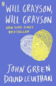 Cover of Will Grayson, Will Grayson by John Green and David Levithan
