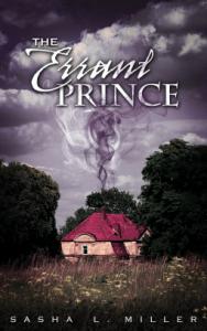 Cover of The Errant Prince by Sasha L. Miller