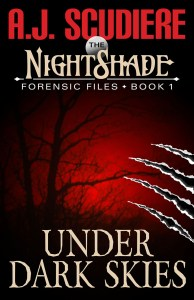Cover of Nightshade by R.J. Scudiere
