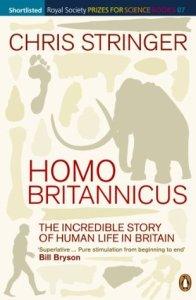 Cover of Homo Britannicus by Chris Stringer