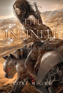 Cover of The Infinite by Lori Lee