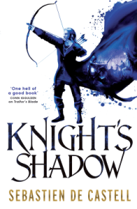 Cover of Knight's Shadow by Sebastien de Castell