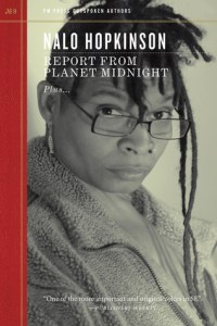Cover of Report from Planet Midnight by Nalo Hopkinson