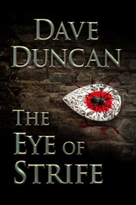 Cover of The Eye of Strife by Dave Duncan
