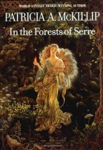 Cover of In the Forests of Serre by Patricia McKillip