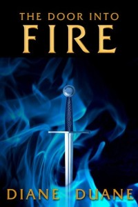 Cover of The Door into Fire by Diane Duane