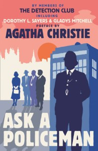 Cover of Ask A Policeman by the Detective Club