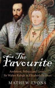 Cover of The Favourite by Mathew Lyons