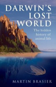 Cover of Darwin's Lost World by Martin Brasier