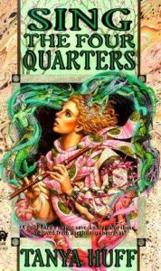 Cover of Sing the Four Quarters by Tanya Huff