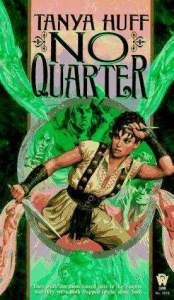 Cover of No Quarter by Tanya Huff