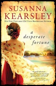 Cover of A Desperate Fortune by Susanna Kearsley