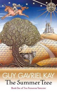 Cover of The Summer Tree by Guy Gavriel Kay