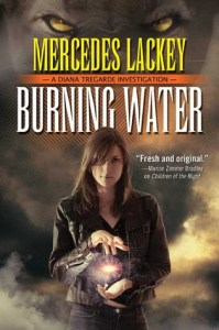 Cover of Burning Water by Mercedes Lackey