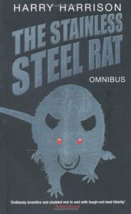 Cover of The Stainless Steel Rat omnibus by Harry Harrison