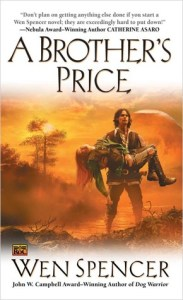 Cover of A Brother's Price by Wen Spencer