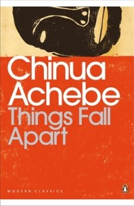 Cover of Things Fall Apart by Chinua Achebe