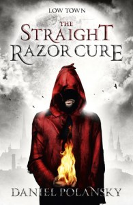 Cover of The Straight-Razor Cure by Daniel Polansky