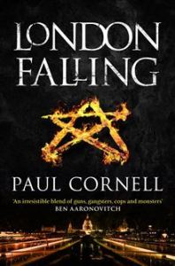 Cover of London Falling by Paul Cornell