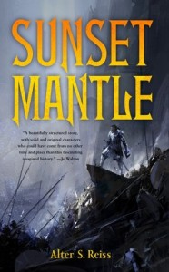Cover of Sunset Mantle by Alter S. Reiss