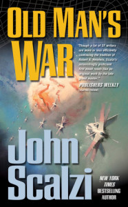 Cover of Old Man's War by John Scalzi